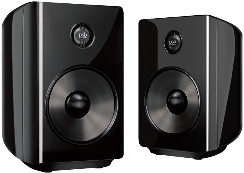 Настольная колонка Alpha PS1 открывает новую серию от компании PSB Speakers