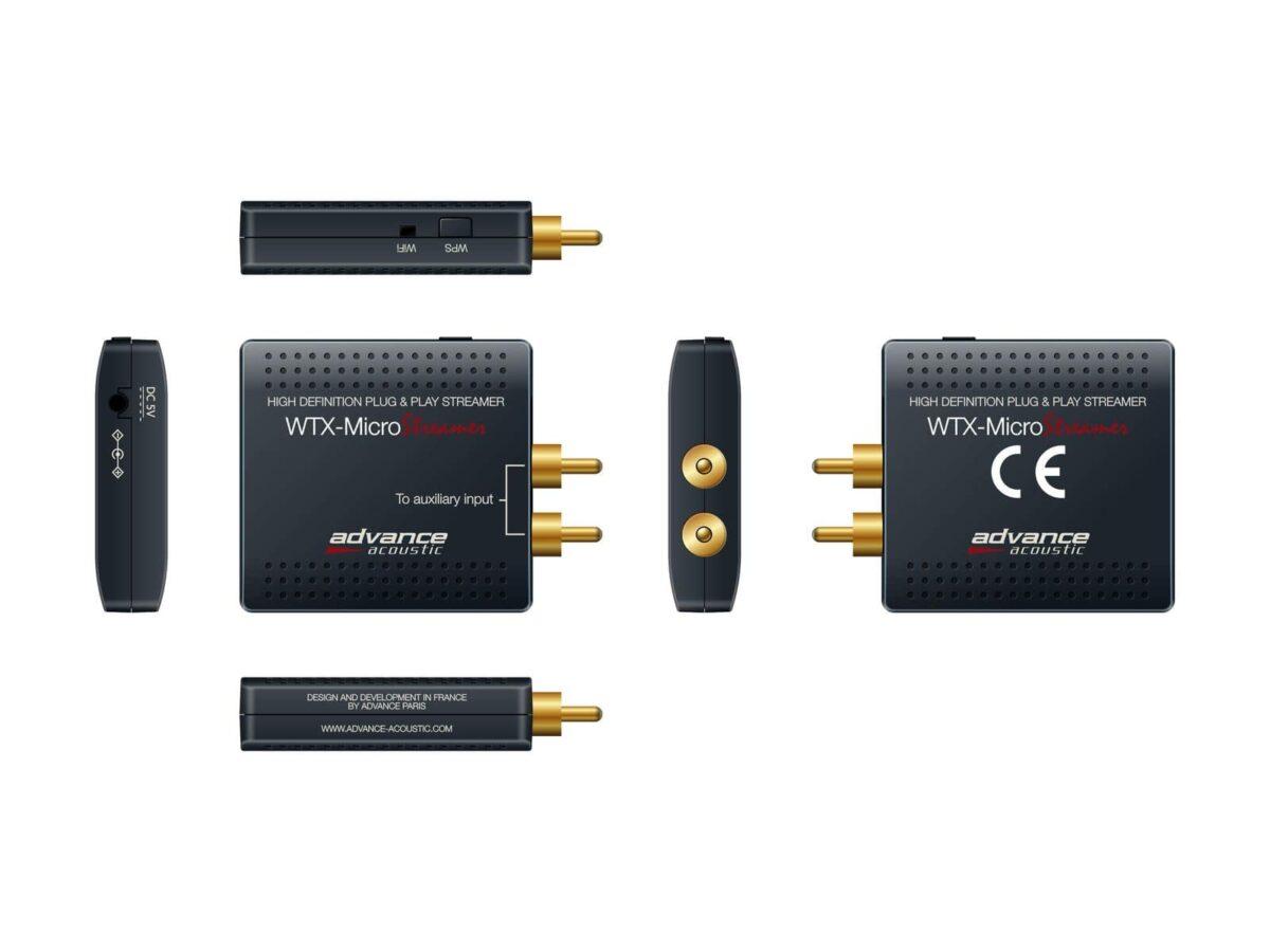 Advance Acoustic wtx-microstream
