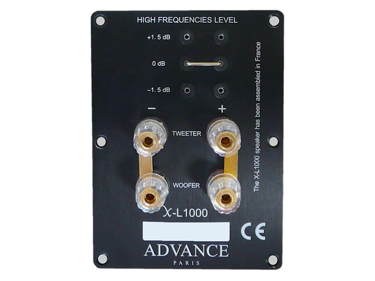 ADVANCE PARIS X-L1000