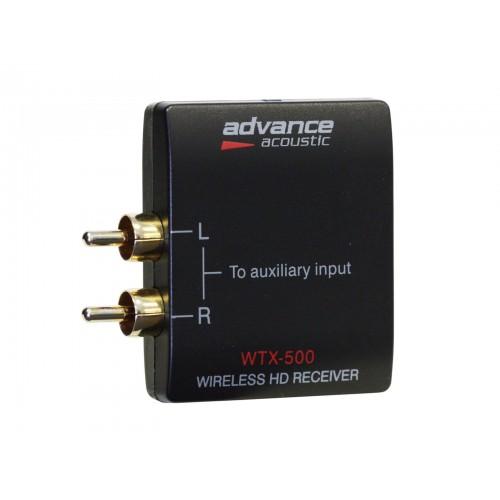 Беспроводной аудио ресивер ADVANCE ACOUSTIC WTX500