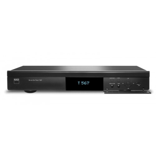 Blu-Ray - проигрыватель NAD T567