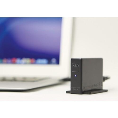 Цифро-аналоговый преобразователь (ЦАП) NAD DAC 2 Wireless USB