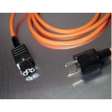 Силовой кабель ECOSSE Big Orange