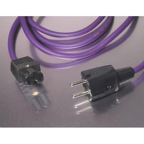 Силовой кабель ECOSSE Big Purple